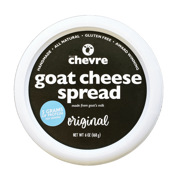 100% Goat Cheese Spreads